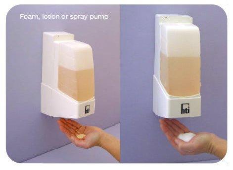 No Touch Soap Dispenser Sendor Foaming Hand Lotion
